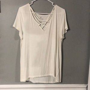 White shirt from American Eagle